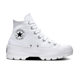 CONVERSE CHUCK TAYLOR ALL STAR LUGGED HI WHITE/BLACK/WHITE C994W-565902C