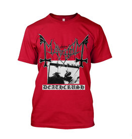 "Mayhem ""Deathcrush"" T-Shirt"