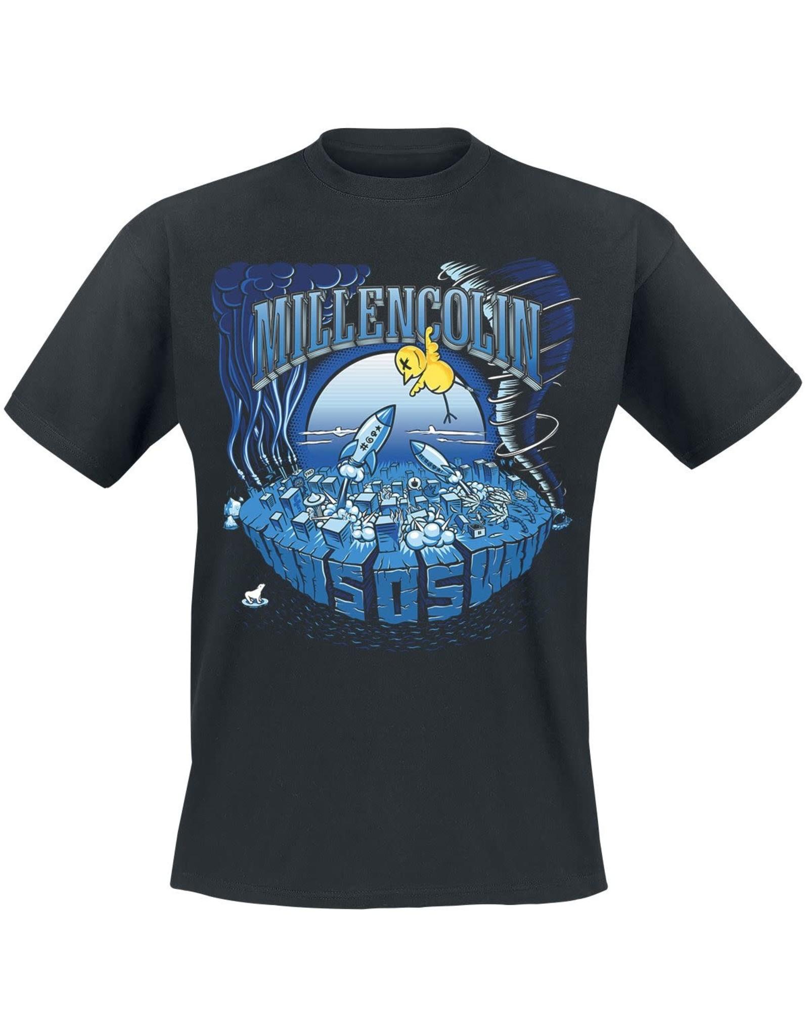 """Millencolin """"SOS"""" T-Shirt"""