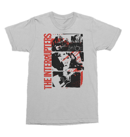 """The Interrupters """"Don't Care"""" T-Shirt"""