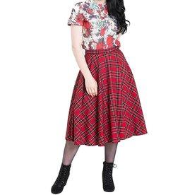 HELL BUNNY - Irvine 50's Skirt