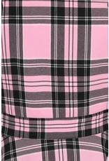 HELL BUNNY - Islay Pinafore Pink Dress