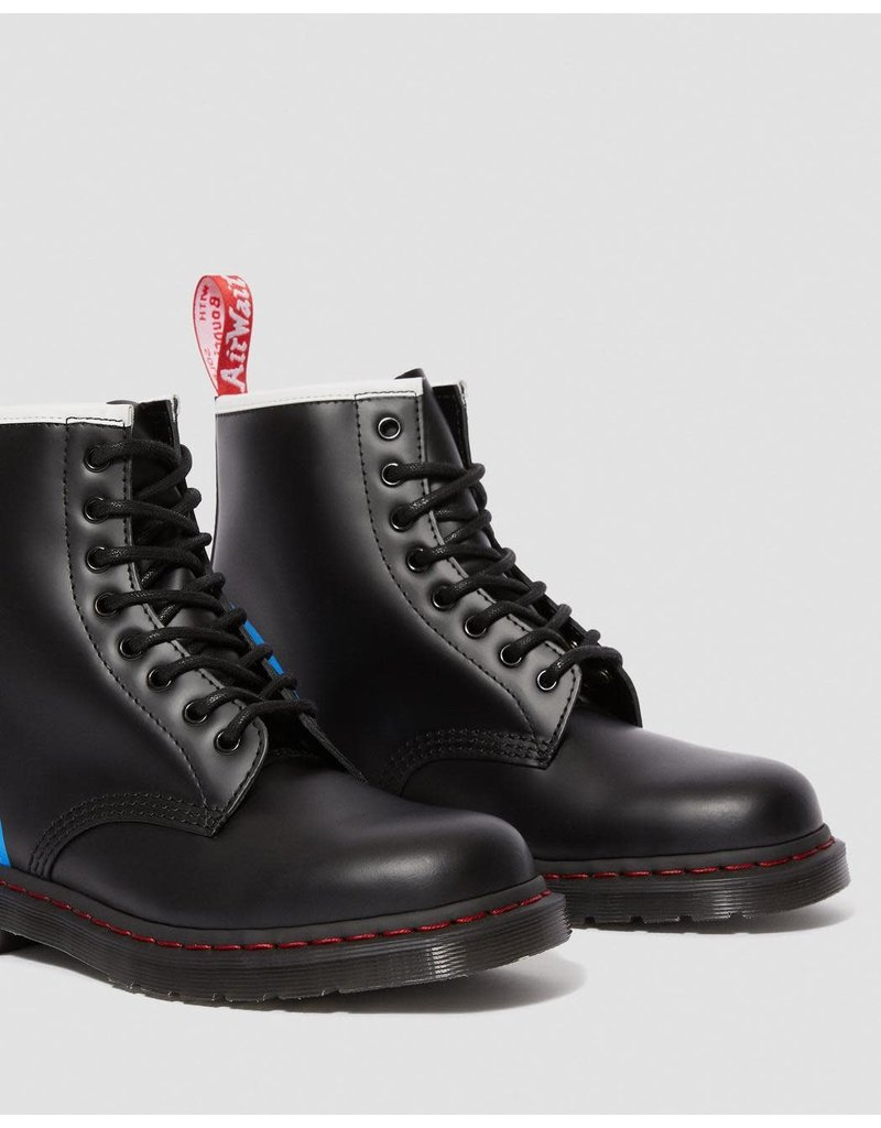 DR. MARTENS 1460 WHO BLACK SMOOTH 815WHO-R25268001