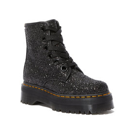 DR. MARTENS MOLLY BLACK CHUNKY GLITTER 653BCG-R25382001