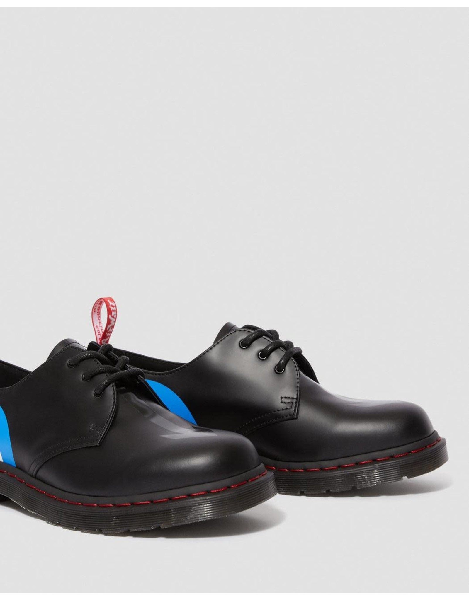 DR. MARTENS 1461 WHO BLACK SMOOTH 301WHO-R25269001