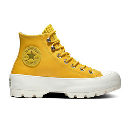 CONVERSE CHUCK TAYLOR ALL STAR LUGGED WINTER HI LEATHER GOLD DART CC994GO-565005C