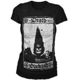 BLACKCRAFT CULT - Death Card Tee