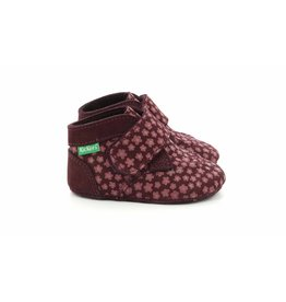 KICKERS KICKCHOBON BORDEAUX MULTI KS88BOE 19H664388-10+183