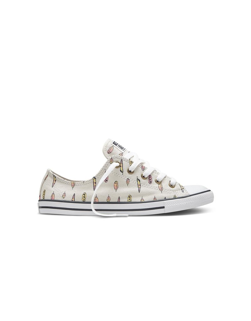 CONVERSE Chuck Taylor All Star  DAINTY OX PARCHMENT STEEL CAN WHITE C640DSTE-551559C