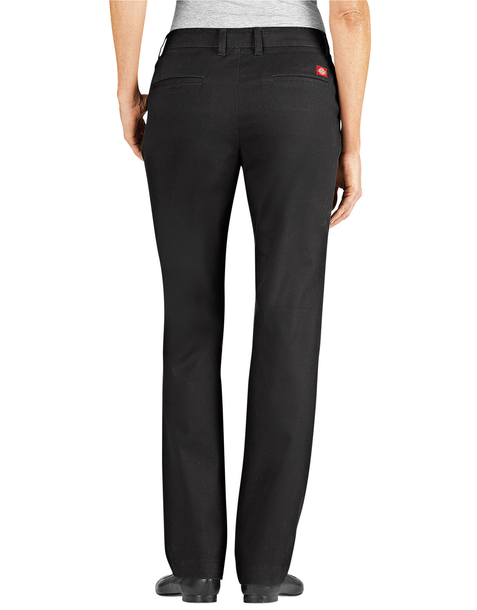 DICKIES Women`s Stretch Twill Pant FP212BK