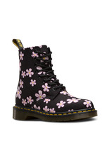 DR. MARTENS PAGE MEADOW BLACK MEADOW FLOWERS T CANVAS 815FBM-R23224001