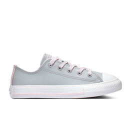 CONVERSE CHUCK TAYLOR ALL STAR OX WOLF GREY/PINK FOAM/WHITE CCZWO-666195C