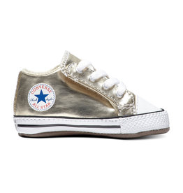 CONVERSE CHUCK TAYLOR ALL STAR CRIBSTER MID LIGHT GOLD C12GOLD-866037C