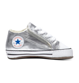 CONVERSE CHUCK TAYLOR ALL STAR CRIBSTER MID METALLIC GRANITE C12SIL-866038C