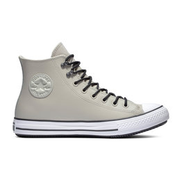 CONVERSE CHUCK TAYLOR ALL STAR WINTER HI CUIR BIRCH BARK/WHITE/BLACK CC19BIR-166219C