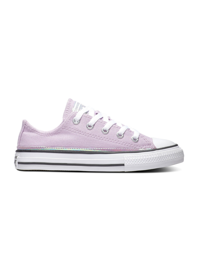 CONVERSE CHUCK TAYLOR ALL STAR OX LILAC MIST/WHITE/BLACK CZLIM-365986C