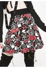 KILLSTAR - Baby Death Skater Skirt