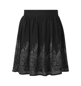 KILLSTAR - Duchess Chiffon Skirt