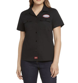 Dickies Girl Short Sleeve Workshirt w/patch J3017LW