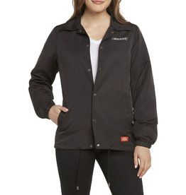 Dickies Girl Snap Front Windbreaker Jacket J4009NS