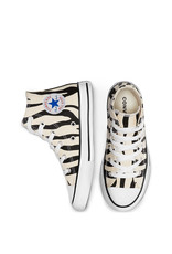 CONVERSE CHUCK TAYLOR ALL STAR HI BLACK/GREIGE/WHITE CZEB-366296C