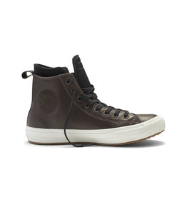 CONVERSE CHUCK TAYLOR II BOOT HI LEATHER DARK CHOCOLATE/BLACK CCT2HCH-153573C