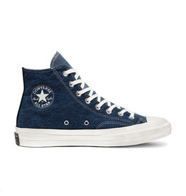 CONVERSE CHUCK 70 HI DARK DENIM/LIGHT DENIM/EGRET C970RD-166286C