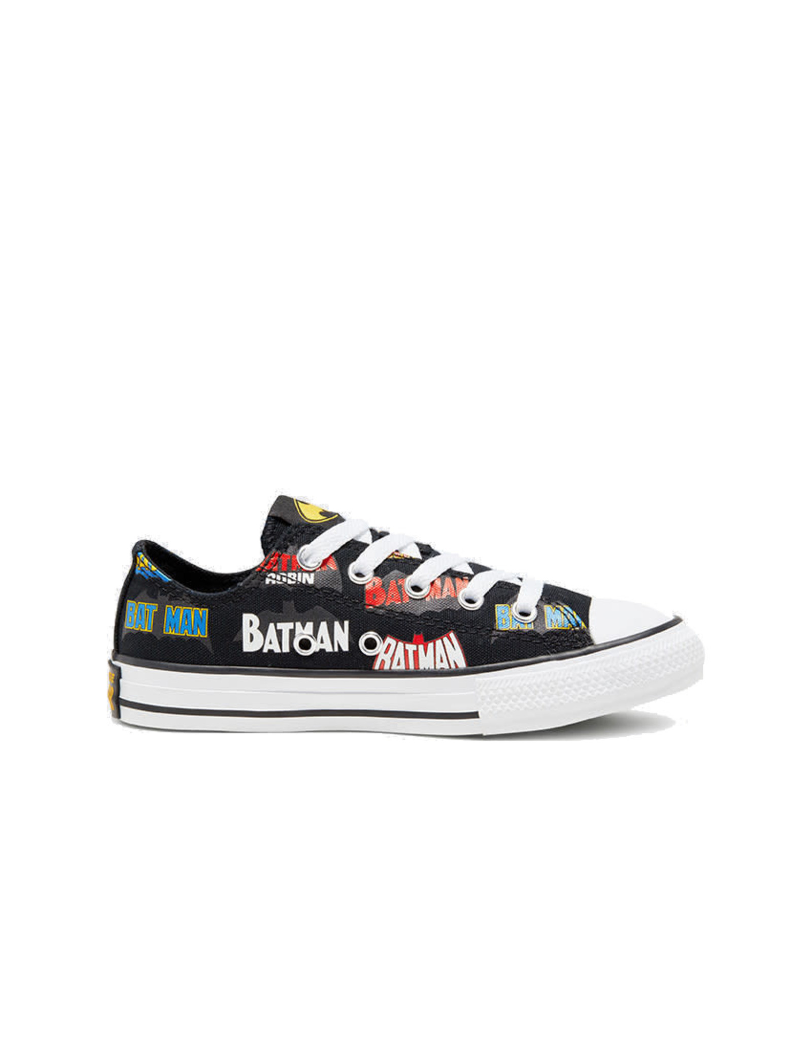 CONVERSE CHUCK TAYLOR ALL STAR OX BATMAN BLACK/WHITE/MULTI CZBATB-367321C