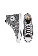 CONVERSE CHUCK TAYLOR ALL STAR HI BLACK/SILVER/WHITE C19BS-566268C