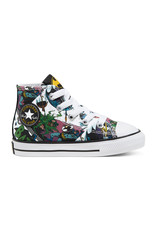 CONVERSE CHUCK TAYLOR ALL STAR HI BATMAN WHITE/BLACK/MULTI CKBATW-767306C