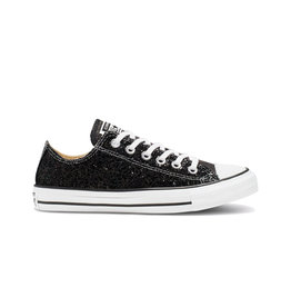 CONVERSE CHUCK TAYLOR ALL STAR OX BLACK/SILVER/WHITE C13BS-566270C