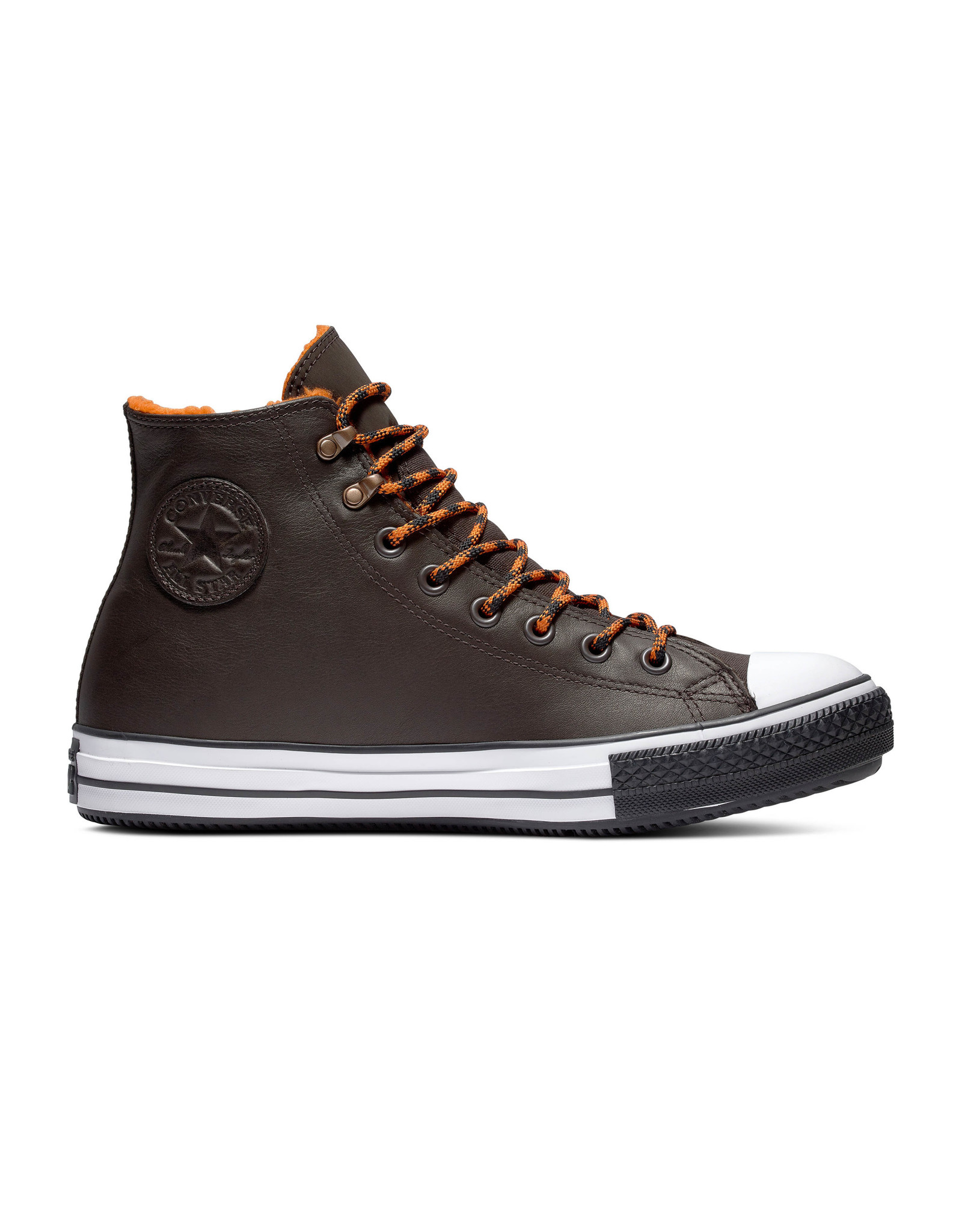 CONVERSE CHUCK TAYLOR ALL STAR WINTER HI CUIR VELVET BROWN/CAMPFIRE CC19VE-165933C