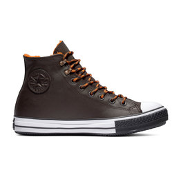 CONVERSE CHUCK TAYLOR ALL STAR WINTER HI LEATHER VELVET BROWN/CAMPFIRE CC19VE-165933C
