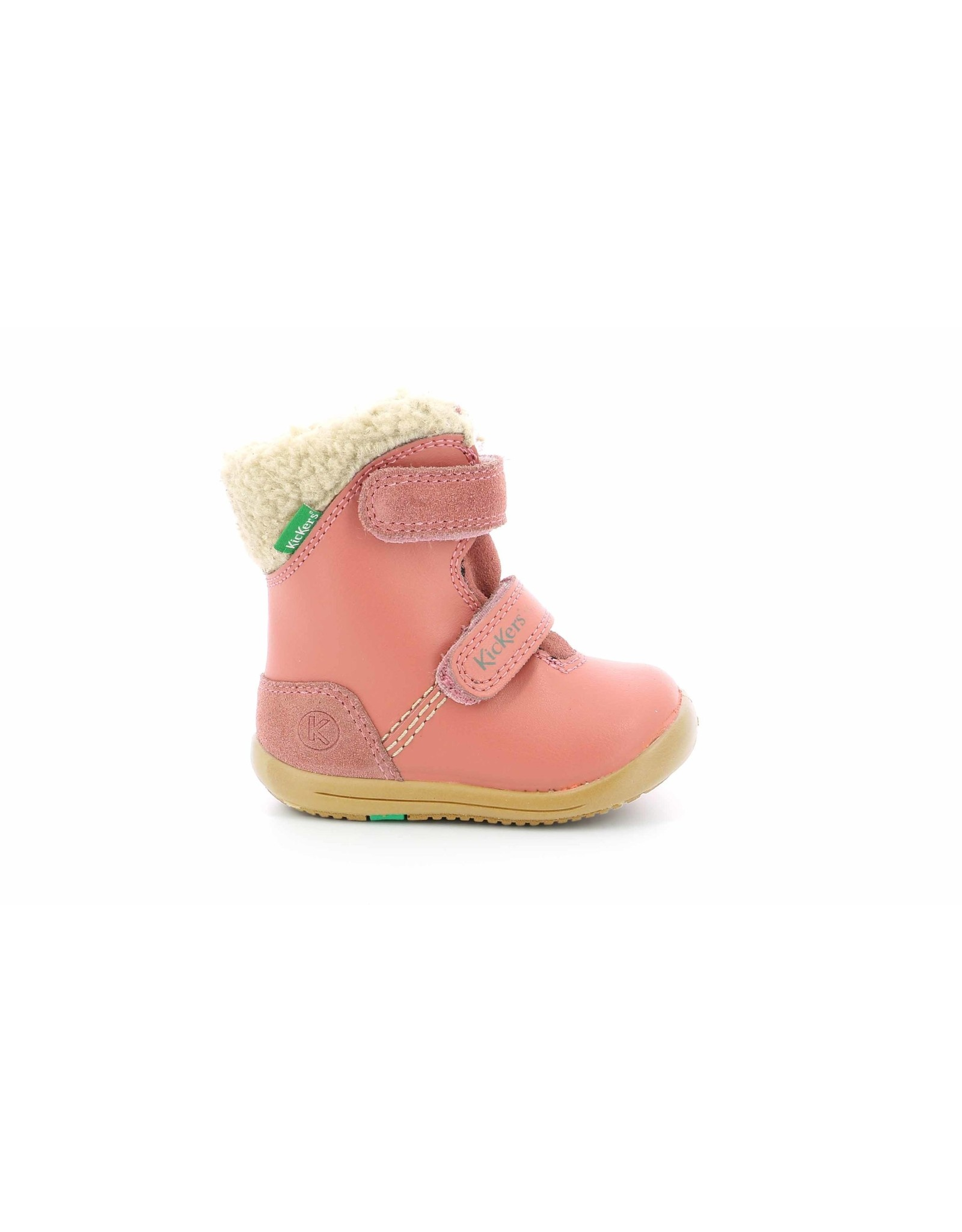 KICKERS KIRI WPF ROSE CLAIR KS49RP 19H735730-10