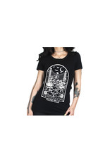 TOO FAST - Necrodance And Spells Babydoll T-Shirt