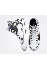 CONVERSE CHUCK TAYLOR ALL STAR HI FROZEN 2 WHITE/BLACK/WHITE C19FZB-167358C