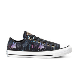CONVERSE CHUCK TAYLOR ALL STAR OX FROZEN 2 BLACK/MULTI/WHITE C13FZB-167359C