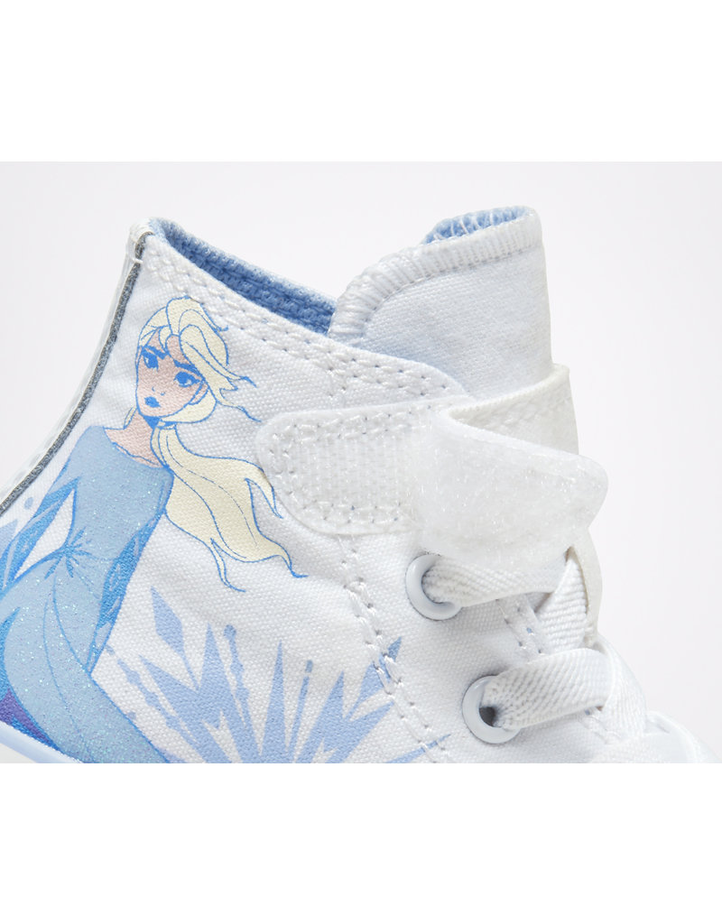 CONVERSE CHUCK TAYLOR ALL STAR 1V HI FROZEN 2 WHITE/BLUE HERON/WHITE CKFZH-767350C