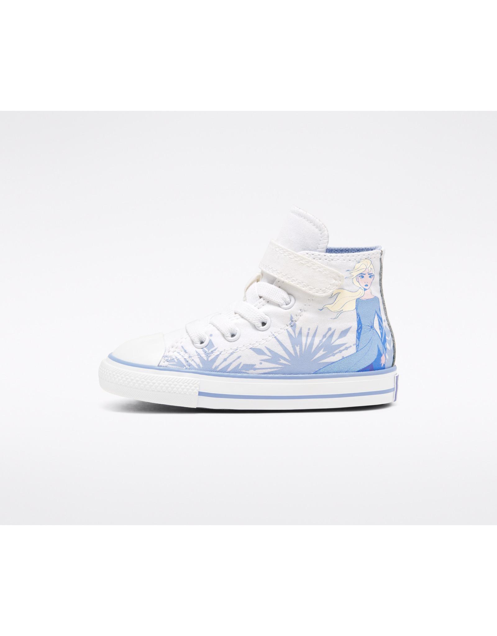 CONVERSE CHUCK TAYLOR ALL STAR 1V HI FROZEN 2 WHITE/BLUE HERON/WHITE CKFZH-767350C