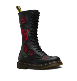 DR. MARTENS VONDA BLACK SOFTY 1409RO-R12761001