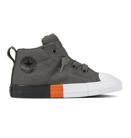 CONVERSE CHUCK TAYLOR STREET MID RIVER ROCK/ALMOST BLACK CR98RA-759976C