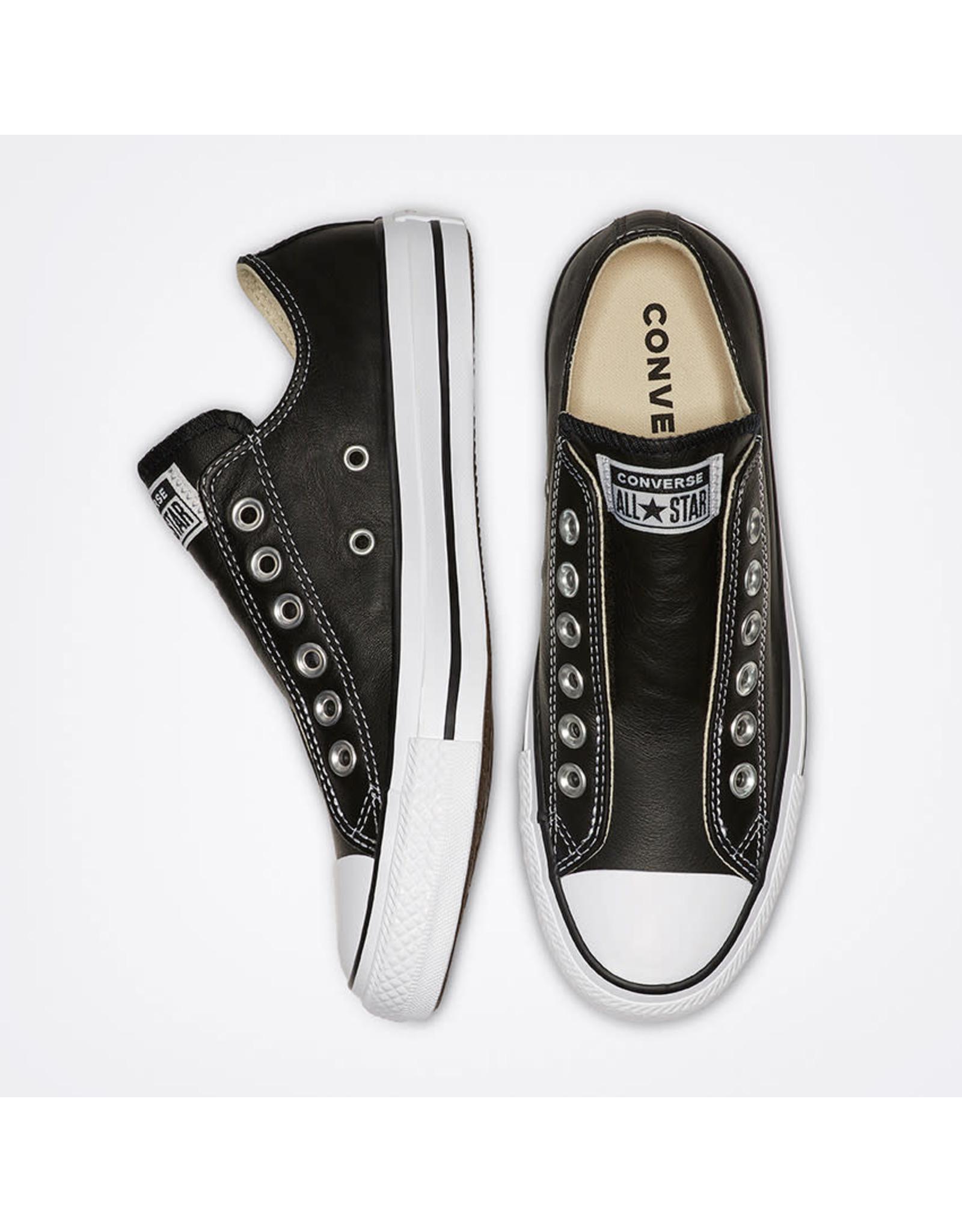 CONVERSE CHUCK TAYLOR ALL STAR SLIP BLACK/WHITE/BLACK CC13SB-164976C