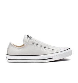 CONVERSE CHUCK TAYLOR ALL STAR SLIP CUIR MOUSE/WHITE/BLACK CC13SM-164977C