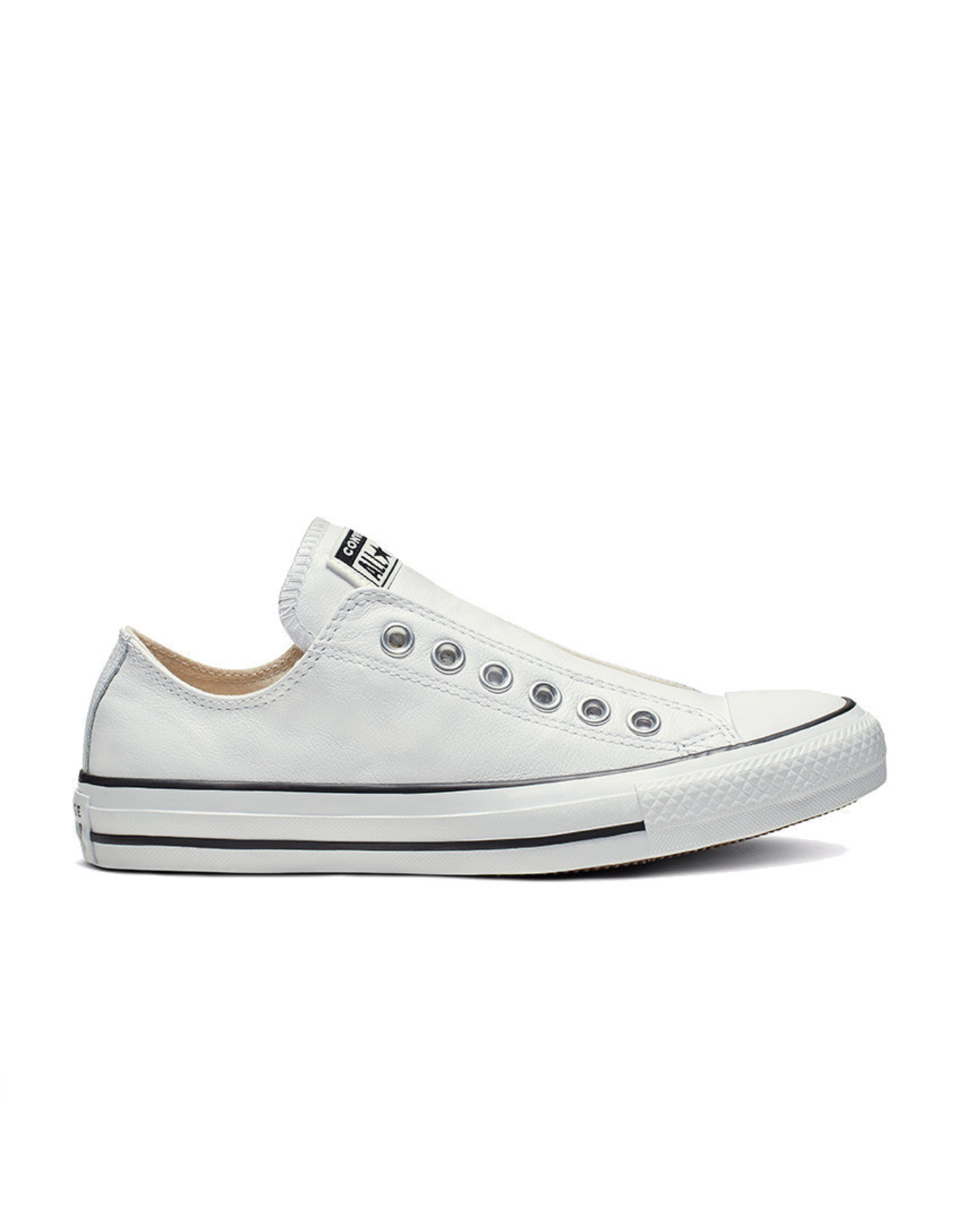 CONVERSE CHUCK TAYLOR ALL STAR SLIP WHITE/WHITE/BLACK CC13SW-164975C