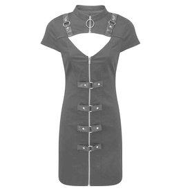 KILLSTAR - Casey Bodycon Black Dress