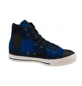 CONVERSE CHUCK TAYLOR WLCH HI BLACK BLUE C9PWB-111186