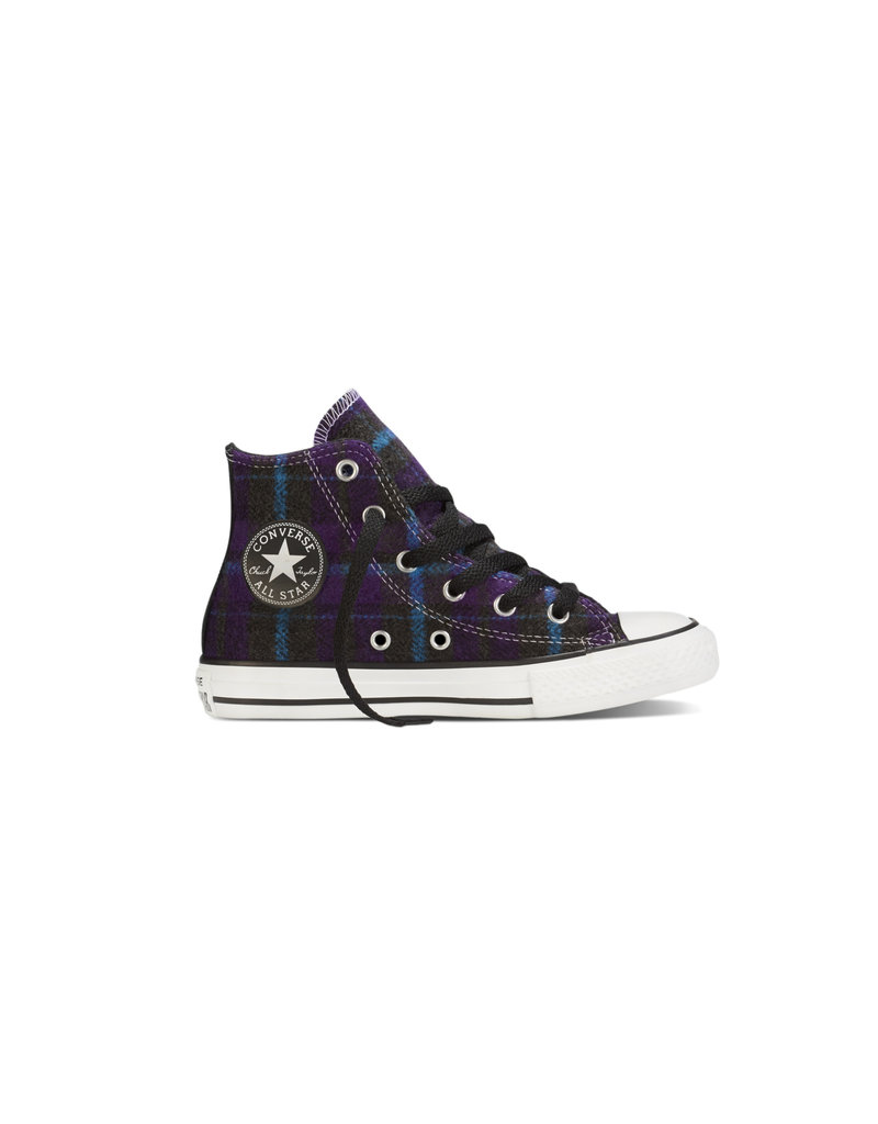 CONVERSE CT HI ALLIUM PURPLE CYAN CIAPC-649982C