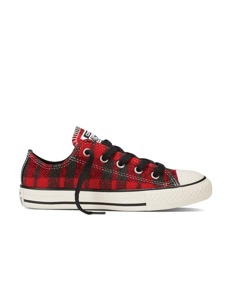 CONVERSE CT OX CASINO BLACK RED CiCBJ-649983C