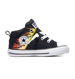 CONVERSE CHUCK TAYLOR ALL STAR AXEL MID BLACK/FRESH YELLOW CKMFLA-766300C