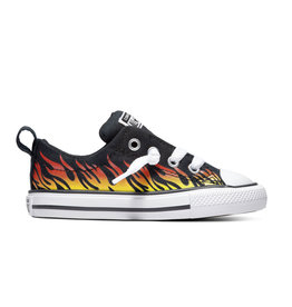 CONVERSE CHUCK TAYLOR ALL STAR STREET SLIP BLACK/FRESH YELLOW CKFLAB-766302C